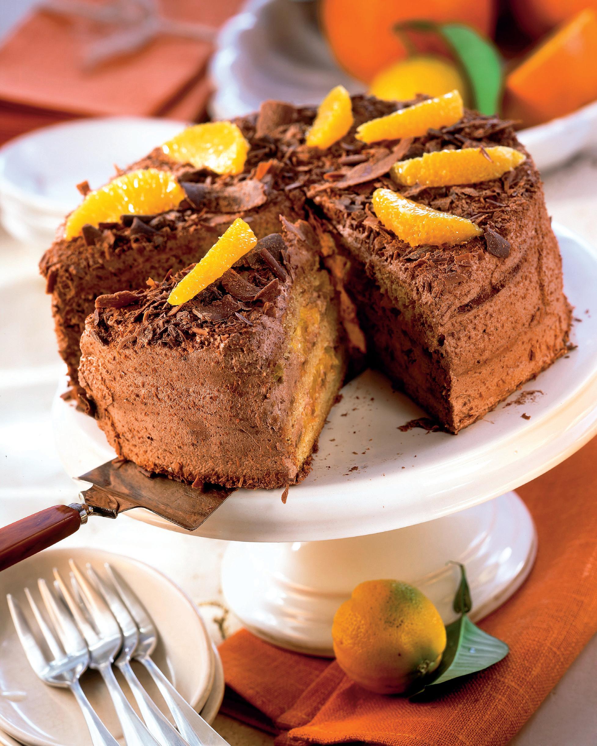 tort de ciocolat cu portocale retete culinare romanesti si din bucataria internationala. Black Bedroom Furniture Sets. Home Design Ideas