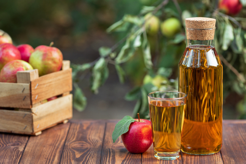 Rețetă pentru cidru de mere