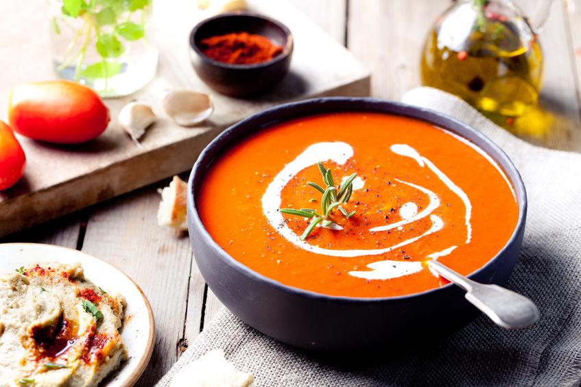 Rețetă supă de roșii
