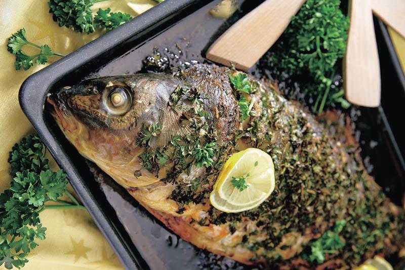 Peşte umplut cu verdeaţă thumbnail