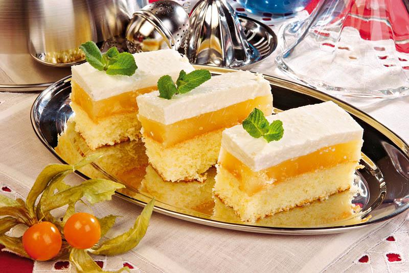 Prăjitură cu ananas şi cremă de brânză thumbnail