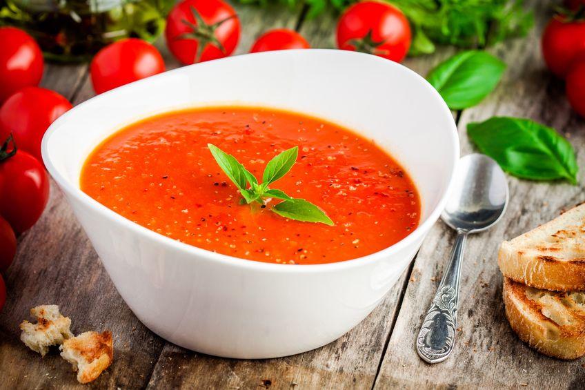 Supă cremă de roșii - rețetă simplă pentru cea mai bună supă