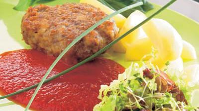 Chifteluţe cu sos marinat