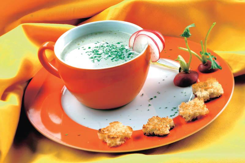 Supă cremă de legume thumbnail