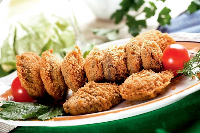 Ciuperci pane - Retete culinare - Romanesti si din Bucataria internationala