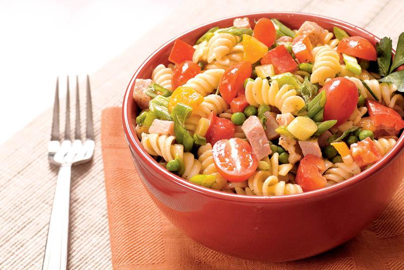 Salata paste jamila