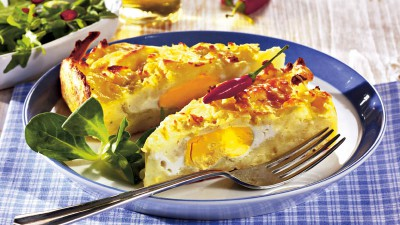 Cartofi franţuzeşti la cuptor