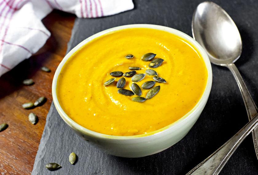 Rețetă supă cremă de dovleac