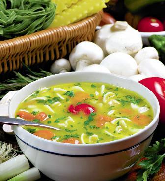 Imagini pentru supa de legume cu macaroane