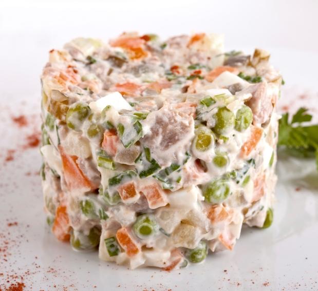Salata de boeuf reteta ardeleneasca