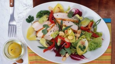 Reţete: Salată de curcan
