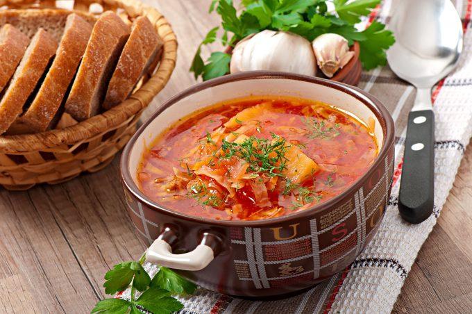 supa de varza murata pentru slabit