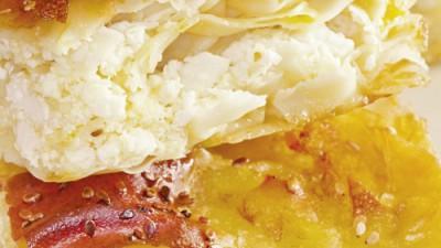 Plăcintă cu brânză de vaci