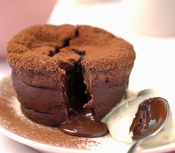 Маффины шоколадные рецепт с фото пошагово