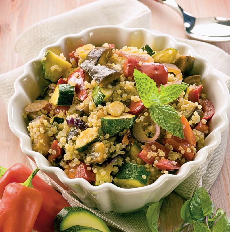 Salata de quinoa | Retete culinare - Romanesti si din Bucataria ...