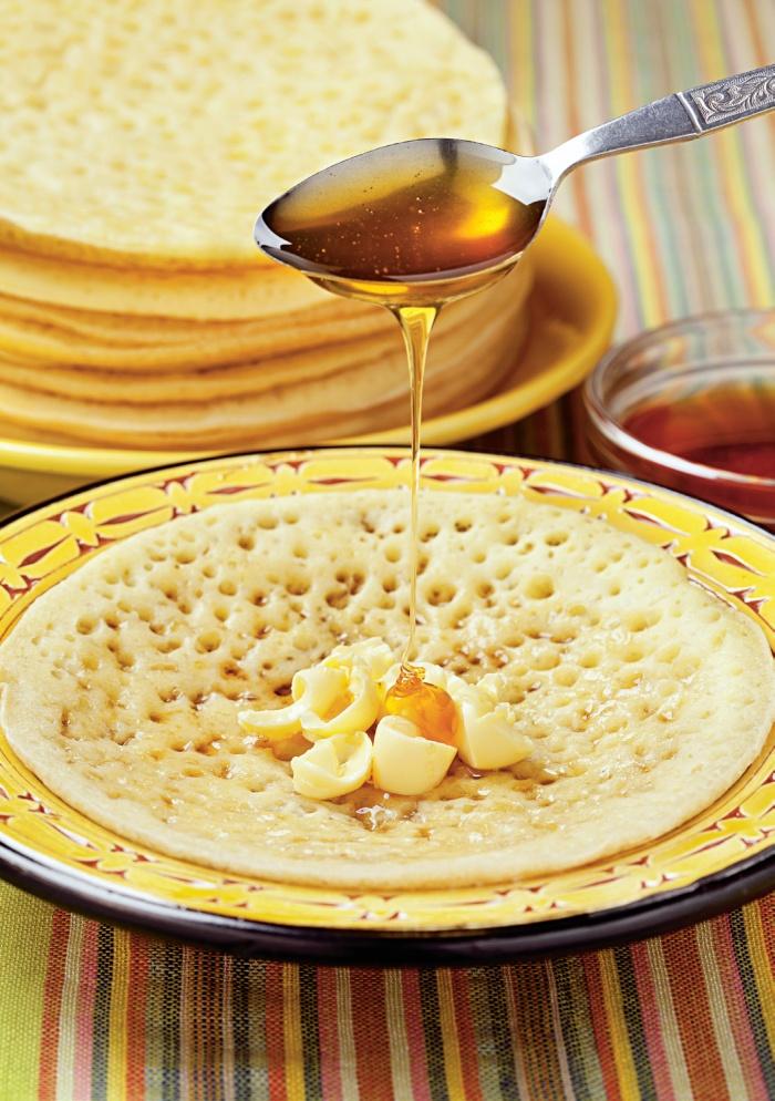 Clătite marocane