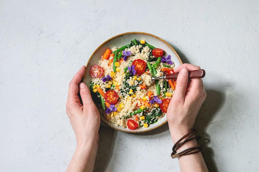Rețetă cușcuș cu legume
