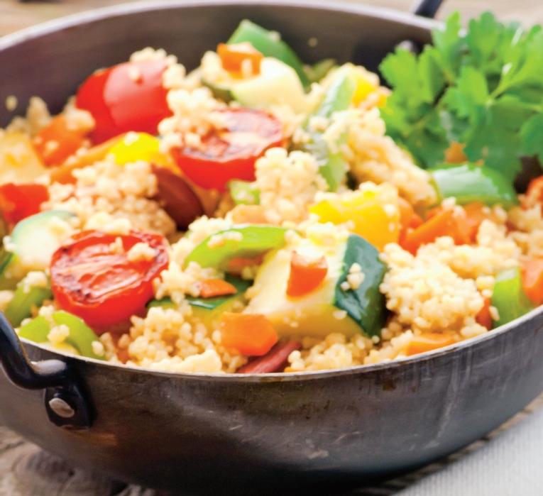 Cuscus cu legume | Retete culinare - Romanesti si din Bucataria ...