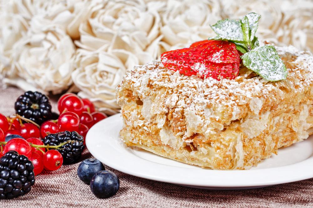 Prăjitura şireată