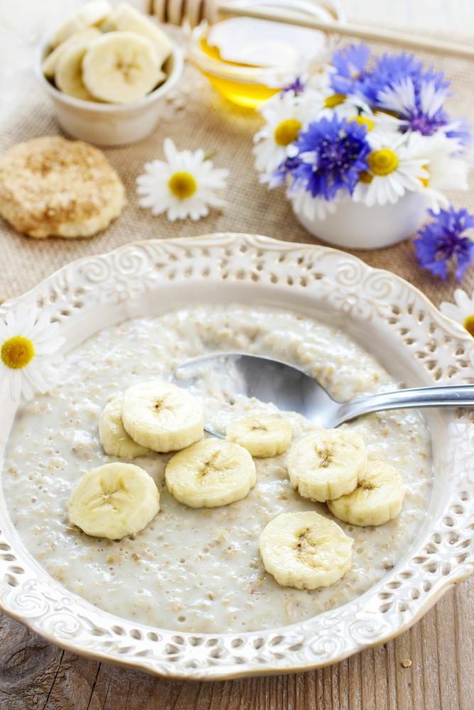 Supă de banane cu tapioca