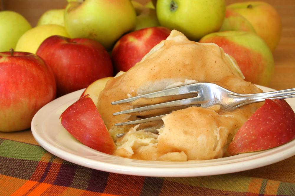 Pogăcele cu măr