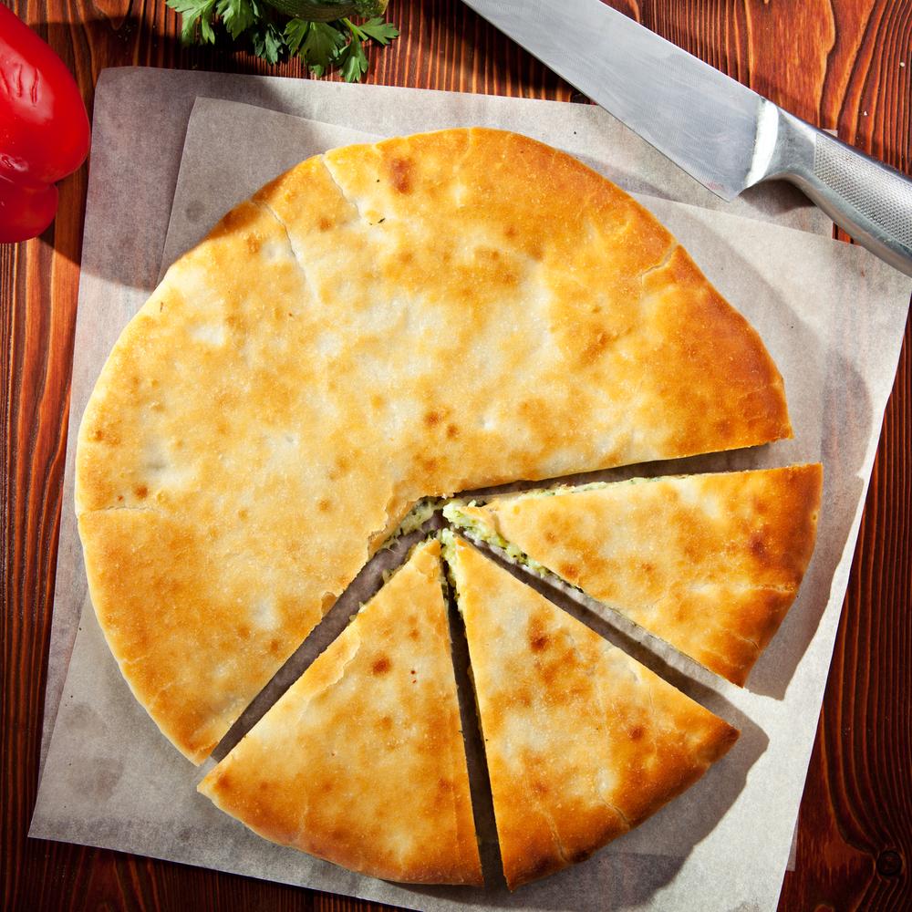 Plăcintă grăbită cu brânză