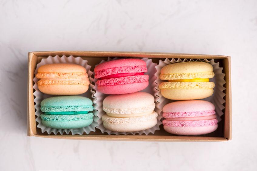 Macarons - cele mai bune prăjituri