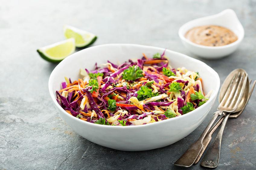 Salată Coleslaw - rețetă pentru acasă