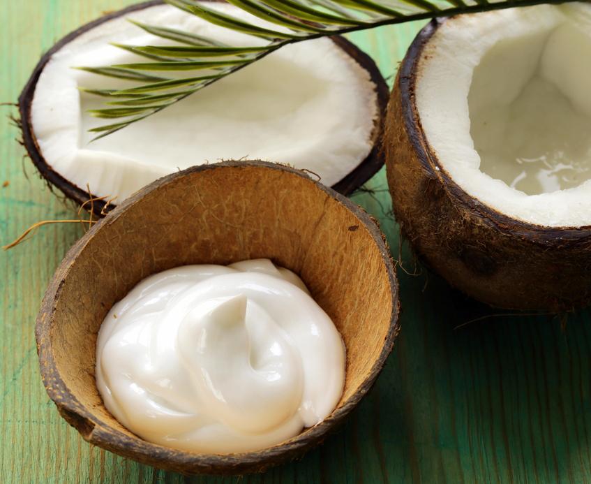 cremă cocos