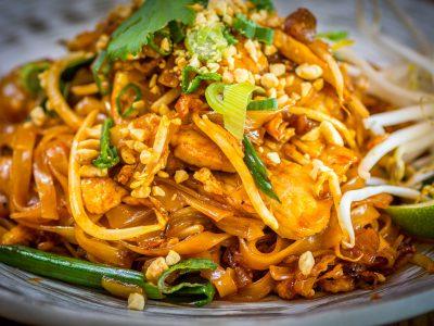 Pui Pad Thai