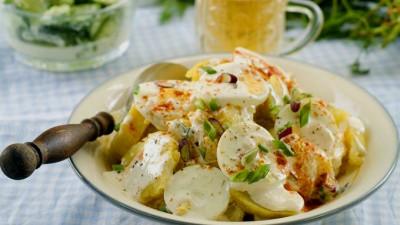 Cea mai bună salată de cartofi din lume