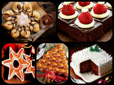 Rețete de prăjituri pentru Crăciun