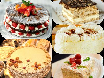 5 rețete inedite de tort pentru Revelion