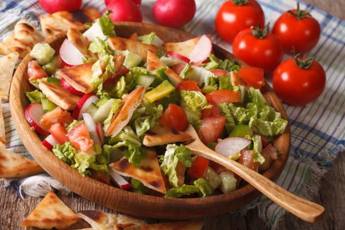 Salată Fattoush thumbnail