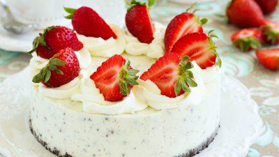 Cheesecake oreo fără coacere – rețetă pas cu pas