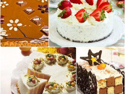 Rețete de prăjituri simple pentru Paște. 5 idei geniale