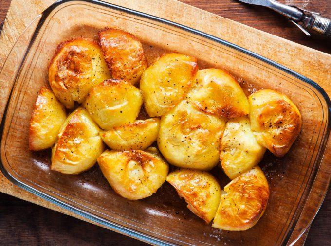 cartofi copti cu unt2