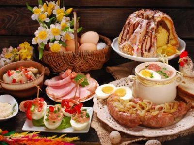 Rețete pentru masa de Paște
