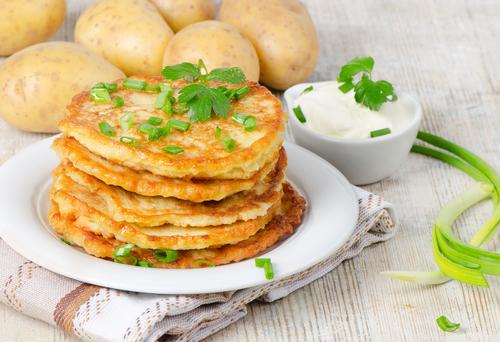 Rețetă clătite de cartofi