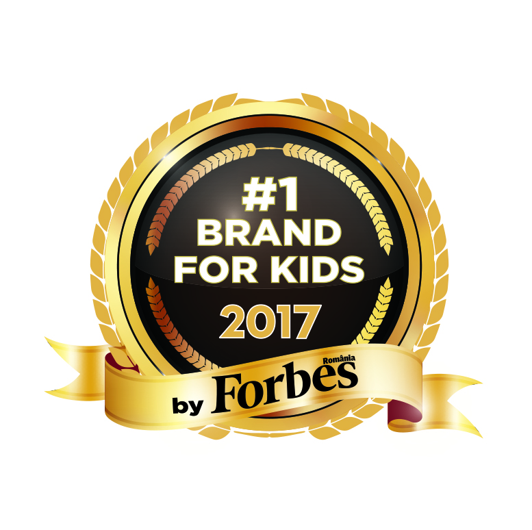 #1 Brand for Kids by Forbes_stamp_2017