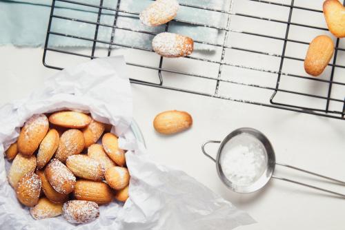 Biscuiți de casă șprițați