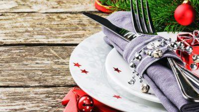 Meniu pentru Revelion. Bucate delicioase pentru masa dintre ani