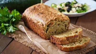 Pâine cu zucchini