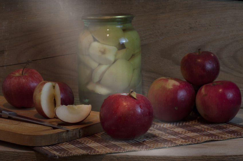 compot de mere