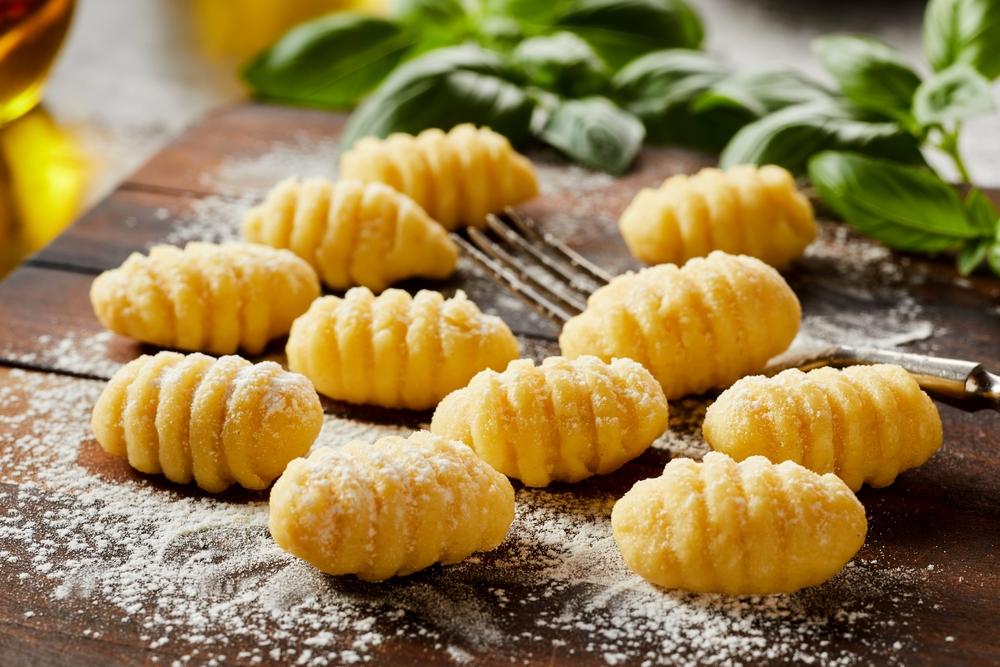Gnocchi -Paste din cartofi