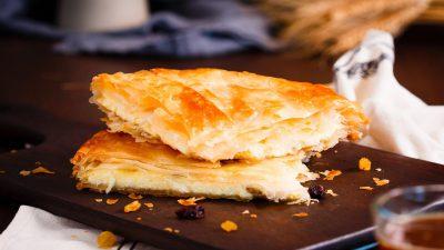 Strukli – plăcintă croată cu brânză