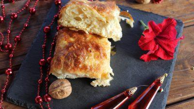 Banitsa – plăcintă bulgărească cu brânză