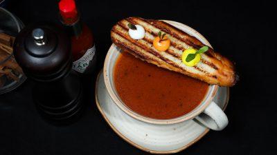 Gazpacho – supă rece de roșii