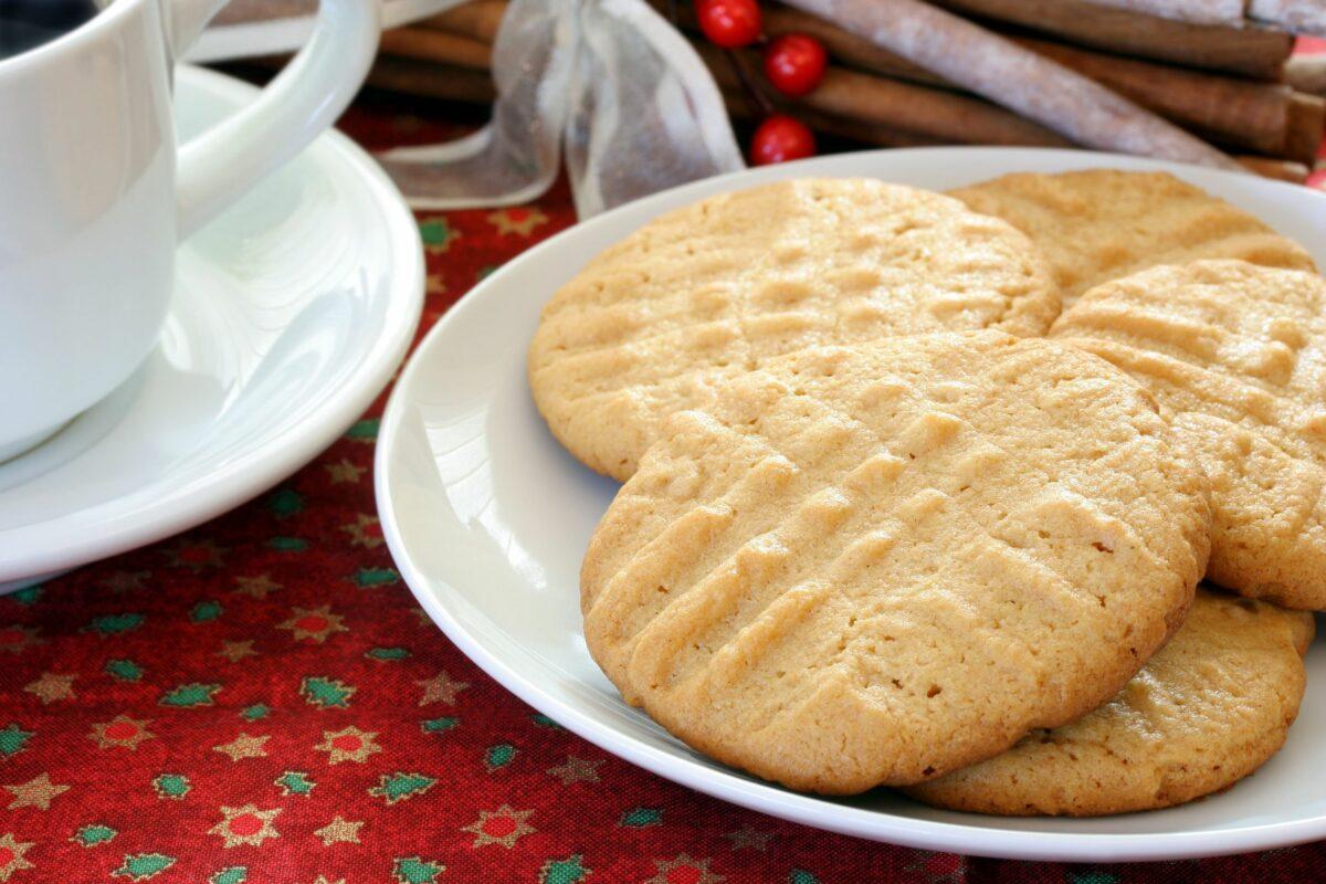 Biscuiți Sablé
